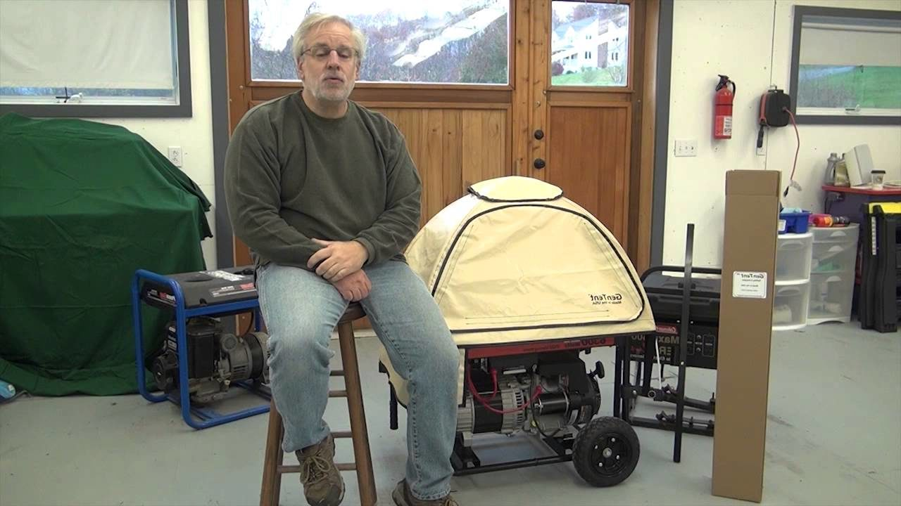 GenTent Wet Weather Safety Canopy for Portable Generators Review
