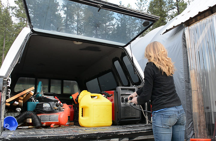 What are the benefits of a generator cover?