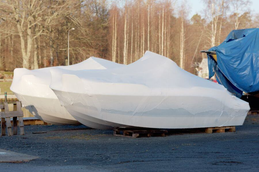 Vortex Pontoon Boat Cover