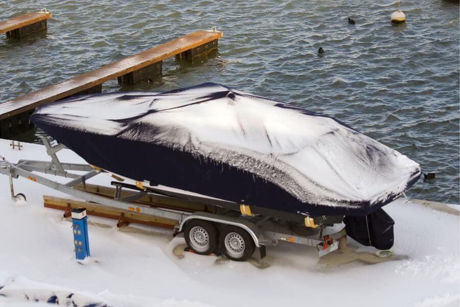 Seamander Boat Cover