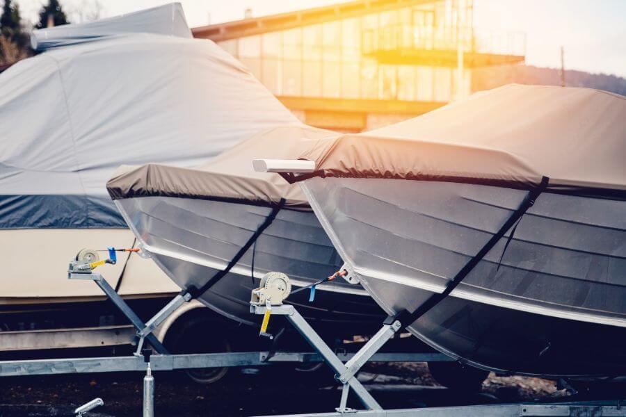 RVMasking Boat Cover