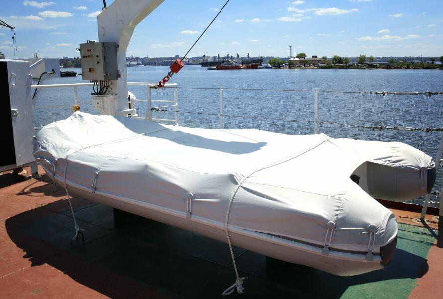 MSC Boat Cover
