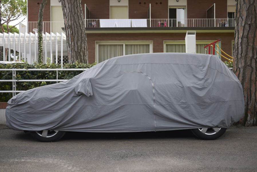 West Coast Corvette Car Cover