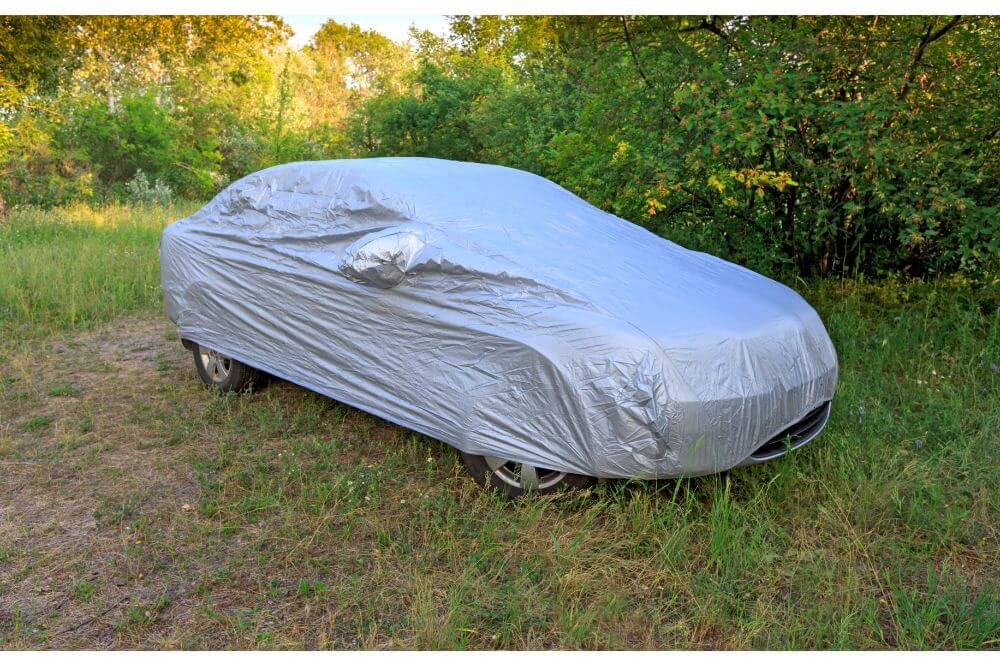 How to Secure Car Cover
