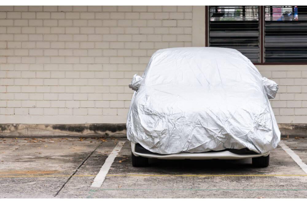 Do Car Covers Damage Paint